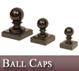 Kodiak Iron Ball Caps