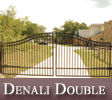 Kodiak Iron Denali Double Estate Gate