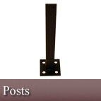 Kodiak Iron Posts