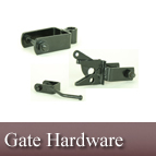 Kodiak Iron Gate Hardware