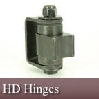 Kodiak Iron Heavy Duty Hinges