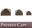 Kodiak Iron Pressed Caps