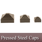 Pressed Caps