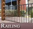 Kodiak Iron Railing Panels