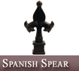 Kodiak Iron Spanish Spear